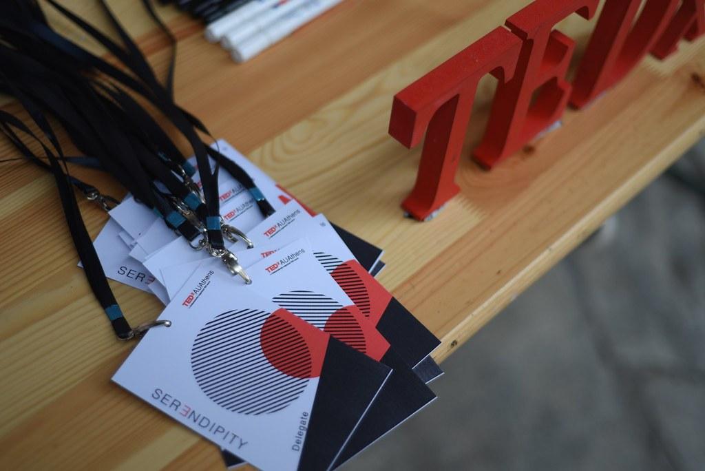 Γράφει η ομάδα του TEDxAUAthens...