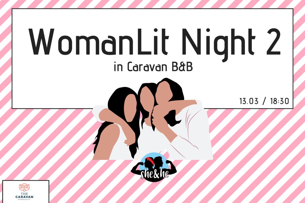 WomanLit Night