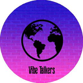 Είσαι σε μία μαγευτική παραλία της Καραϊβικής το απόγευμα της Δευτέρας και δεν ξέρεις τί να ακούσεις ή όχι; Όπως και να 'χει συντονίσου κάθε Δεύτερα από τις 18:45 μέχρι και τις 20:15, για να ακούσεις τους Vibe Talkers, να σου μεταδίδουν τα πιο μοναδικά afternoon vibes. Η μουσική, τα περίεργα νέα του πλανήτη αυτού, ο διάλογος και σίγουρα όχι το ποιοτικό χιούμορ, είναι μερικά από τα χαρακτηριστικά της εκπομπής αυτής. Συντονίσου για να απολαύσουμε μαζί το απογευματινό μας τσάι.