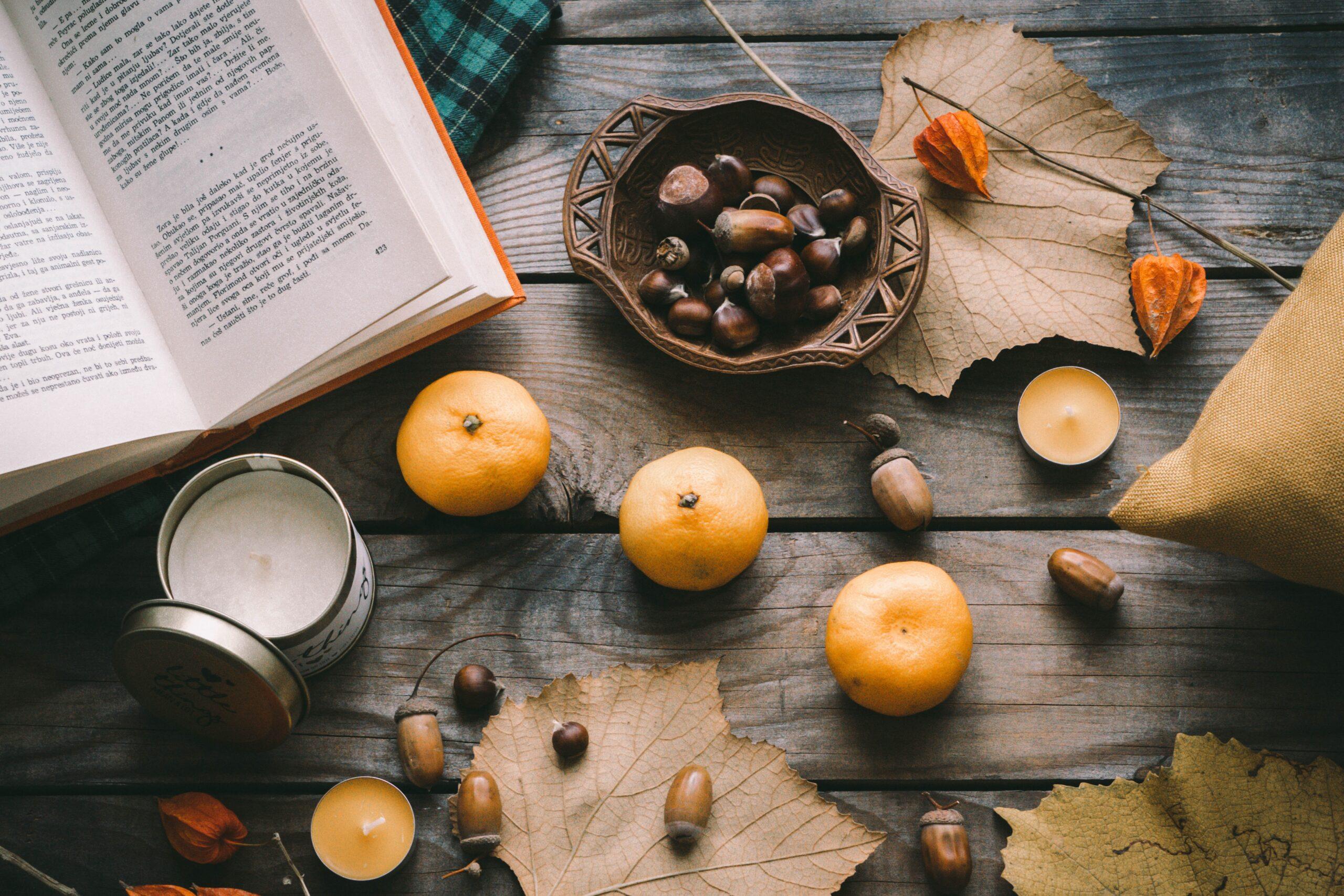 Με το δεύτερο κύμα καραντίνας να μας έχει χτυπήσει σαν χαστούκι από τον λιγότερο αγαπημένο καθηγητή μας, η μόνη απάντηση που μπορούμε να δώσουμε σε αυτήν την αναποδιά, είναι να περάσουμε τις μέρες αυτές ποιοτικά. Ένας τρόπος, από τους άπειρους, για να γίνει αυτό, είναι τα βιβλία. Και τί καλύτερο από μερικά βιβλία με αύρα Φθινοπώρου;