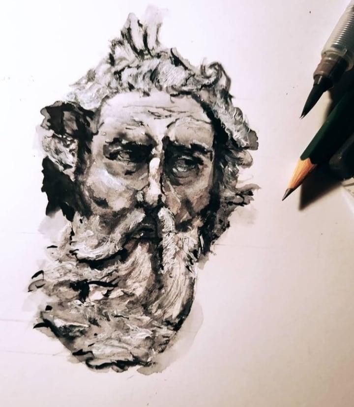 Τι είναι τέχνη; Για τον καθένα είναι, ομολογουμένως, κάτι διαφορετικό. Για άλλους είναι το μαχαίρι που ξύνει την πληγή, ενώ για άλλους είναι ένα φάρμακο γι' αυτήν. Τι είναι, όμως, τέχνη για έναν σύγχρονο ζωγράφο, όπως ο Σοφοκλής Τσελεμπής, και πώς αυτή μπήκε στην ζωή του;