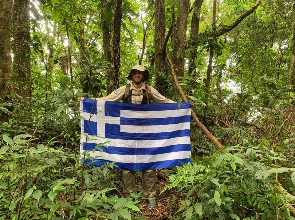 Μάριος Γιαννάκου ζούγκλα