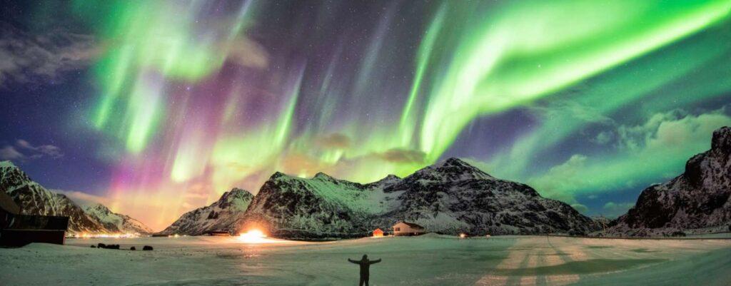 Βόρειο Σέλας - Νορβηγία