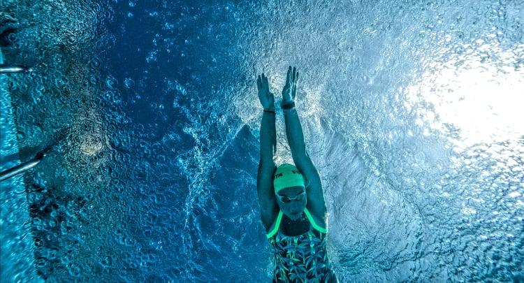 κολυμβήτρια (Σταυρακίδου)