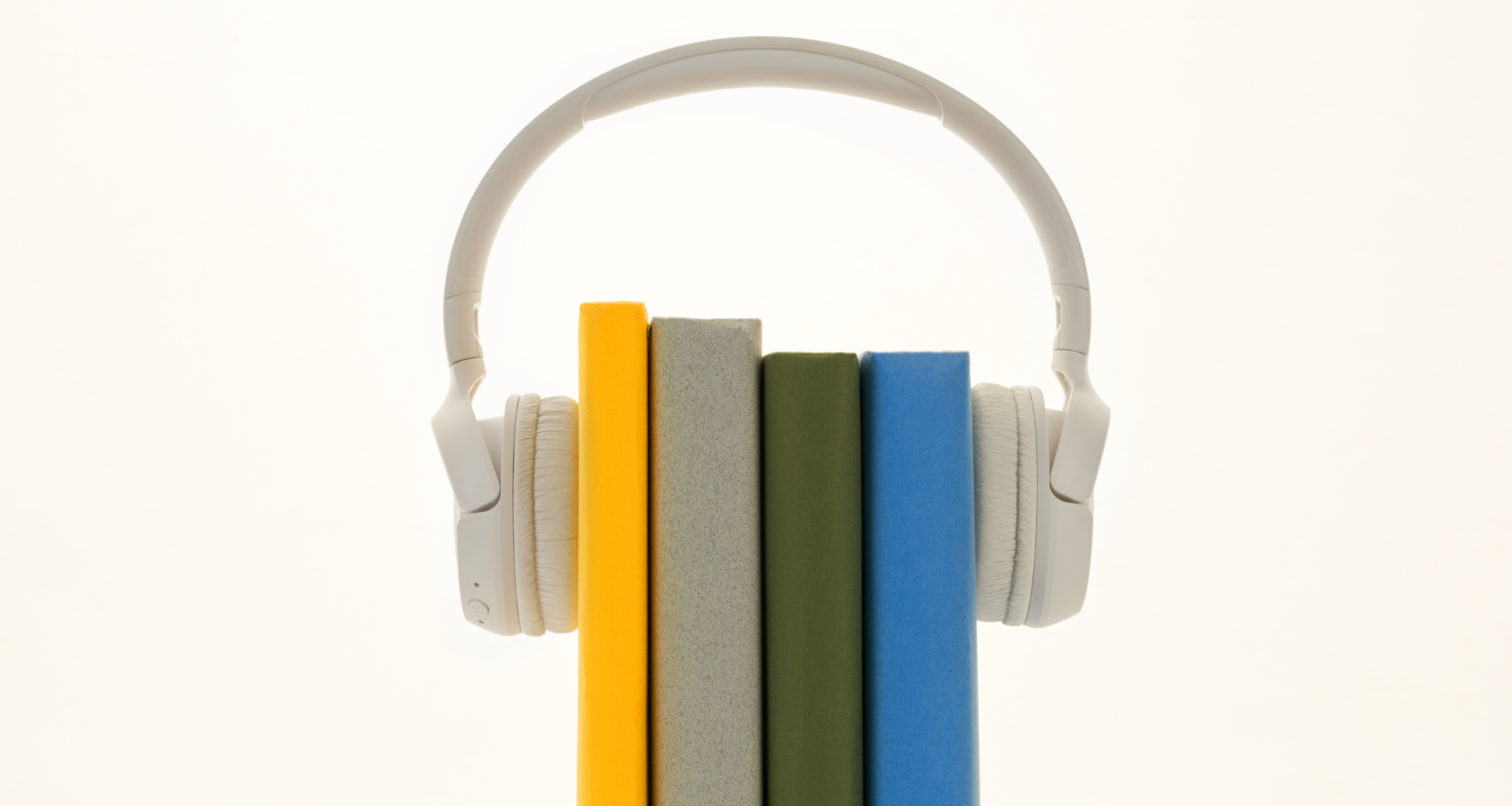 Books Between Headphones by Sound On from Pexels