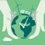 BEST: It's Earth o'clock