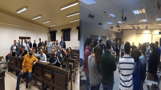 Η πρόταση για το Σαββατοκύριακο 24-25 Απριλίου είναι μία και ακούει στο όνομα του 14ου Πανελλήνιου Πρωταθλήματος Επιχειρηματολογίας του Ρητορικού Ομίλου Θεσσαλονίκης (ΑΠΘ-ΠΑΜΑΚ). Η εθελοντική αυτή φοιτητική ομάδα, δημιουργήθηκε το 2004 από φοιτητές του Αριστοτελείου Πανεπιστημίου Θεσσαλονίκης και αποτελεί τον πρώτο πανεπιστημιακό όμιλο ρητορικής στην Ελλάδα, αλλά και μια από τις παλαιότερες στη Μεσόγειο. Το 2009, φοιτητές από τα δύο μεγαλύτερα ιδρύματα της πόλης, το Αριστοτέλειο Πανεπιστήμιο Θεσσαλονίκης και το Πανεπιστήμιο Μακεδονίας, αποφάσισαν να ενώσουν τις δυνάμεις τους για την επίτευξη κοινών σκοπών. Ο Ρητορικός Όμιλος Θεσσαλονίκης είναι επί της ουσίας ο Όμιλος «ομπρέλα» που καλύπτει τους Ρητορικούς Ομίλους ΑΠΘ και ΠΑΜΑΚ. Και κάπως έτσι ερχόμαστε στο σήμερα με τους αγώνες Επιχειρηματολογίας να πλησιάζουν. Ποιοι καλύτεροι να μας μιλήσουν για αυτούς από τα ίδια τα άτομα που διαγωνίζονται αλλά και το διοργανώνουν;