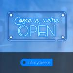 Open Infinity- Γνώρισε το Infinity Greece