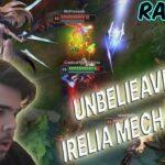 Ισως το Irelia μου να μην είναι CLEAN | LoL (Επικίνδυνα Gameplays #2)